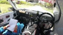 Neil Corbin Racing - Rally Barbados 2017 Springvale to Dark Hole (Upper parks)