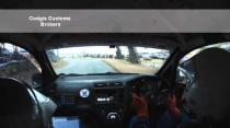 Rally Barbados 2014 Featherbed Lane to Todds - Jamal Brathwaite / Dario Hoyte Honda Civic Type R