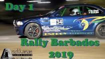 Rally Barbados 2019 - Day (Night) 1