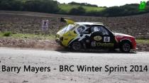 Barry Mayers - BRC Winter Sprint 2014