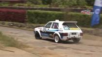 Clifford Cox Sol Rally Barbados