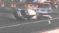 Ken Block GRC Barbados 2014 Crash