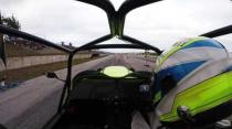 Barbados Drag Racing - Westfield Busa Turbo vs Evo