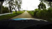 Martin Atwell - BMW M3 - Kendal - Rally Barbados 2013