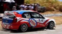 Barbados Valvoline Rally 2014 - Racing Action