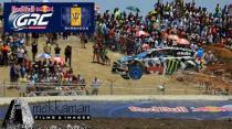 Red Bull Global Rallycross Championship in Barbados 2014