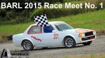 Barbados Auto Racing League Race 2015 Meet No.1