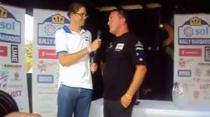 "Paul Bird Interview at Rally Barbados 2013: ""I will be back next year"""