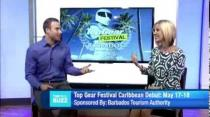 Top Gear Festival Barbados on The Daily Buzz