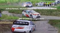 Jeffrey Panton - BRC Shakedown Stages 2015