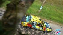 Rally Barbados 2019 Highlights! Automotive Art