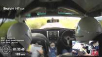 Harold Morley - Subaru Impreza - Rally Barbados - Golden Grove