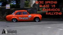 MCBI Spring Blaze 2015 - Rally in Barbados