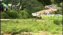 Rallymaxx Tv. Ford Escort MkII fully sideways(Andrew Jones)