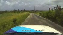Martin Atwell - BMW M3 - Sailor Gulley - Rally Barbados 2013