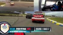 Ryan Peyrau Swift Cup Round 1 Race 2
