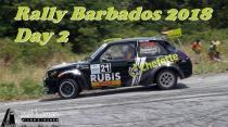 Sol Rally Barbados 2018 - Day 2