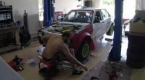 Neil Corbin Racing - Fiberglass Conversion