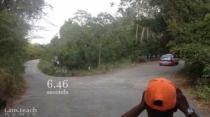 Rally Barbados 2015 Warmup - Corner Time Comparison