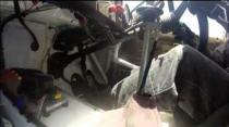 Neil Corbin Racing - Pedal & Gearstick Action!
