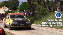 Edward Corbin - Daihatsu Charmant (BRC Winter Sprint 2019)