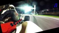 Karting with Jenson Button at the Barbados Festival of Speed