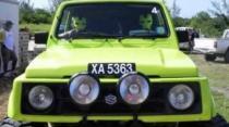 Suzuki Samurai & Toyota Hilux's Offroad - Barbados (Part II)