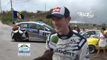 SOL Rally Barbados 2016 and WRC's Elfyn Evans on the limit