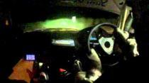 Incar Roger Skeete Impreza WRC on the Summer Nights 2011 rally