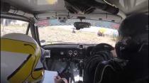 Andrew Jones Rallying SS7 Mount Poyer