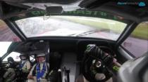 Neil Armstrong - onboard - Ford Mk2 Escort - King of the Hill - Run 4