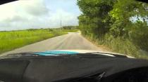 Martin Atwell - BMW M3 - Golden Grove (2) - Rally Barbados 2013