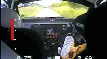 Ian Warren Suzuki Swift Hangman Hill RB09 Shakedown Rally