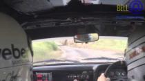 Summer Sun & Stars Rally - Baz Jordan/Stephen Bell ( Lions Castle - Hangmans Hill )