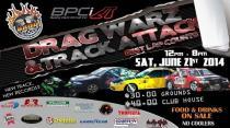 B.A.D.D Drag Warz & Track Attack