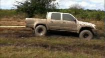 Toyota Hilux, Land Rover Defender & Suzuki Samurai Offroading - Barbados (Part III)