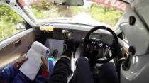 Neil Corbin Racing - Four Hills - Orange Hill 2016 Shakedown Stages
