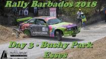 Sol Rally Barbados 2018 - Bushy Park Esses