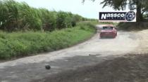 NASSCO Racing Team SOL Rally Barbados 2013 Day 1