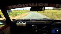 Neil Corbin Racing - Rally Bdos 2014 -Malvern (Emergency stop!)