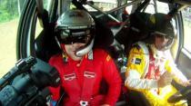 Suzuki SX4 WRC in Puerto Rico with Sean Gill