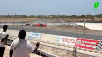 Red Bull Global Rallycross - Round 1 - Barbados (Heats 2A to C)