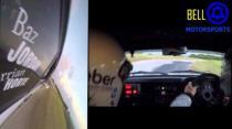 Baz Jordan vs Greg Cozier Barbados Historic RallySprint Knockouts