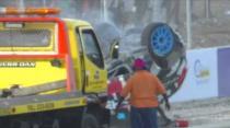 Ken Block Crash GRC Barbados