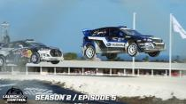 Launch Control: Isachsen locks horns at Barbados Global Rallycross -- Episode 2.5