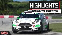 BRC Winter Rally 2020 Highlights