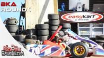 Barbados Karting Association RD1 Bushy Park 2016