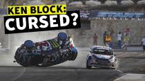 Ken Block Cursed In Barbados? After Crashing Twice, Ken Block Attempts To FINALLY Win in Barbados!
