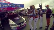 Valvoline Rally 2014 Scrutineering