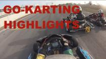 GO-KARTING EP 8! - EPIC MONTAGE!